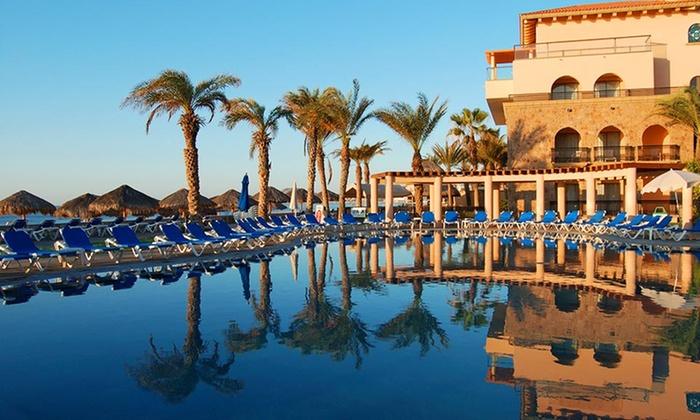 All inclusive vacation at royal solaris los cabos with for Round the world trips all inclusive