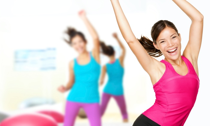 Wyoming Zumba - Wyoming: 10 or 20 Zumba Classes at Wyoming Zumba (Up to 56% Off)