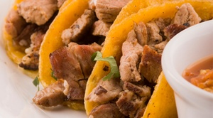 Taqueria El Atacor: 60% off at Taqueria El Atacor