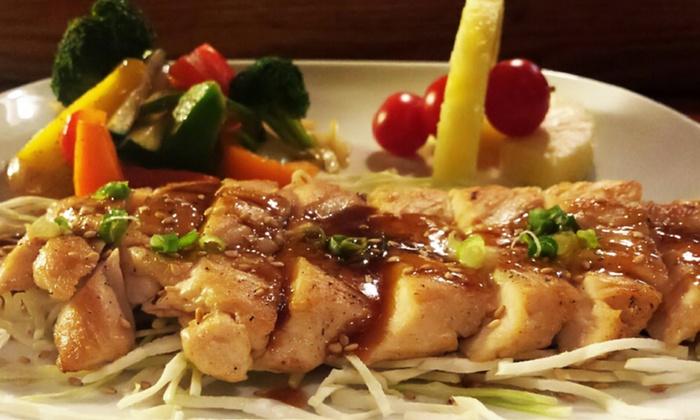 Sushi Kuni - Grand Rapids: $15 for $25 Worth of Sushi and Pan-Asian Cuisine at Sushi Kuni