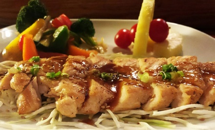$15 for $25 Worth of Sushi and Pan-Asian Cuisine at Sushi Kuni