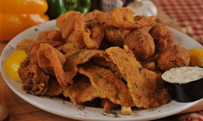 O'Henry's - Multiple Locations: $18 for $30 Worth of Seafood and Burgers at O'Henry's