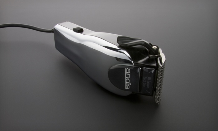 Andis Beauty 8-Piece Master Clipper: $29 for an Andis Beauty Master Hair Clipper ($64.99 List Price). Free Shipping and Free Returns.