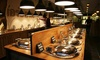 Scene Asia - Bournemouth: Scene Asia: All-You-Can-Eat Indian, Chinese and Thai Fusion Buffet For One, Two, Four or Six from £7