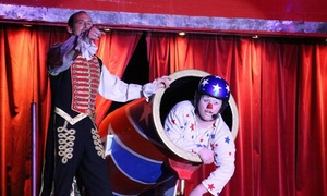 John Lawson's Circus: John Lawson's Circus, 15 - 19 October at The Green, Houghton Regis (Up to 14% Off)