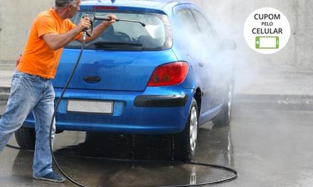 Lava 1000   Cursino (dentro do posto): lavagem para carros pequenos e médios (opção com cristalização e higienização)