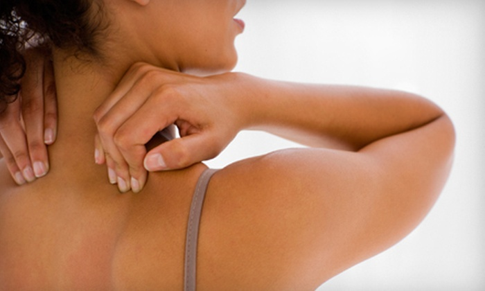 Tullos Chiropractic - Woodland Hills: $59 for Two-Visit Chiropractic Package at Tullos Chiropractic (Up to $365 Value)