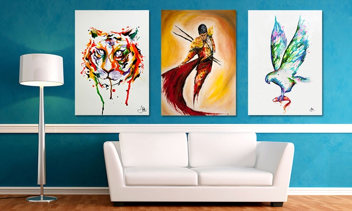 """25""""x18"""" Marc Allante Art Prints: 25""""x18"""" Marc Allante Art Prints. Multiple Options Available. Free Returns."""