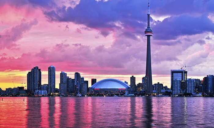 Ottawa Toronto And Niagara