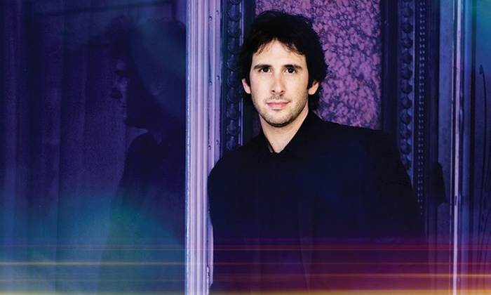Josh Groban: On Stage with special guest Sarah McLachlan - Chastain Park Amphitheatre: Josh Groban: On Stage with Special Guest Sarah McLachlan on July 17, at 7 p.m.