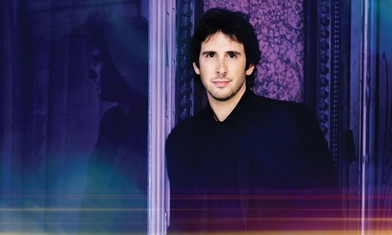 Josh Groban: The Bridges Tour with special guest Idina Menzel on November 13 at 7:30 p.m.