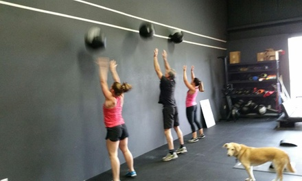 Five On-Ramp Classes with One Month of Unlimited Classes or 10-Class Pack at CrossFit OnSide (Up to 84% Off)