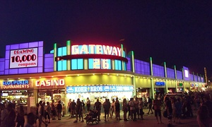 Gateway 26 Casino: $32 for a Gift Package for Two with Coupons, Snacks, and Souvenirs at Gateway 26 Casino ($71 Value)