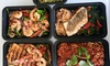 Up to 34% off Kitchen Cray Gourmet Meal Prep Service