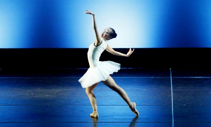 Lauridsen Ballet Centre - Olde Torrance Neighborhood: One, Four, or Eight 90-Minute Adult Ballet Classes at Lauridsen Ballet Centre (Up to 56% Off)
