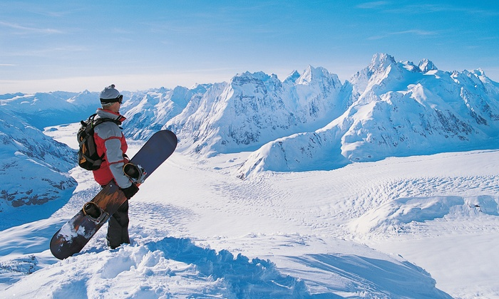 Ski Pro - Multiple Locations: One or Two Single-Day Ski or Snowboard Rentals from Ski Pro (Up to 44% Off)