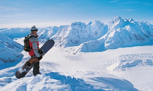 Ski Pro: One or Two Single-Day Ski or Snowboard Rentals from Ski Pro (Up to 44% Off)