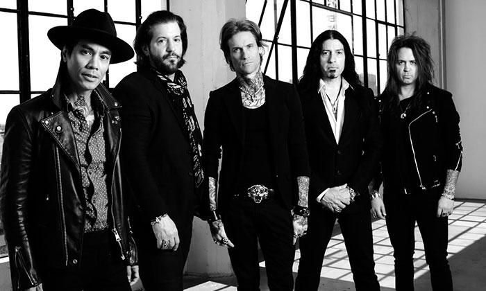The Foundry - The Foundry at SLS Las Vegas Hotel & Casino: Buckcherry on Saturday, February 20, at 8 p.m.