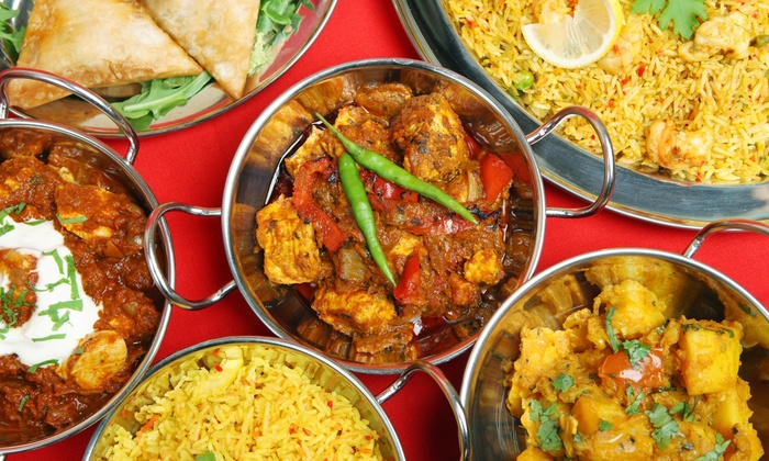 Kama Classical Indian Cuisine - Kama Classical Indian Cuisine: Lunch Buffet for Two, Dinner Buffet for Two or Four with Drinks at Kama Classical Indian Cuisine (Up to 55% Off)