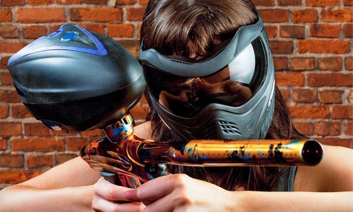 Oklahoma Safety & Security Source - Sheridan Center: Paintball Outing with Equipment Rental and Ammo for Two or Four at Oklahoma Safety & Security Source ($200 Value)