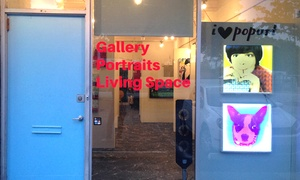Ilovepopart: $75 for $115 Worth of Gallery Visits — ilovepopart