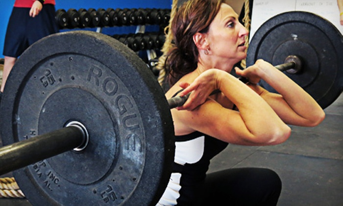 CrossFit Spokane - Gonzaga Area: Beginner's CrossFit Classes and Gym Membership at CrossFit Spokane (Up to 77% Off). Three Options Available.