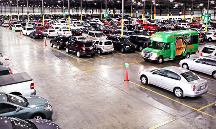 Peachy Airport Parking - Atlanta: 2, 4, 6, or 10 Consecutive Days of Indoor Parking at Peachy Airport Parking (Up to 54% Off)