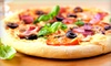 Brick Oven on 35th - Rosedale: Dine-In Italian Food for Two or Four or Italian Food for Carryout at The Brick Oven on 35th (Half Off)