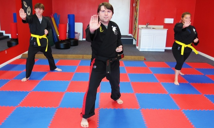 Open Hand Martial Arts - Downtown: $52 for $130 Worth of Martial-Arts Lessons — Open Hand Martial Arts
