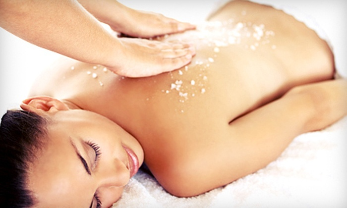 Perry George Salon & Spa - Orland Park: European Facial, Exfoliating Body Scrub, or Package with Both at Perry George Salon & Spa in Orland Park (Up to 55% Off)