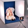 Electric Avenue Deluxe Table Top Photo Studio Bundle