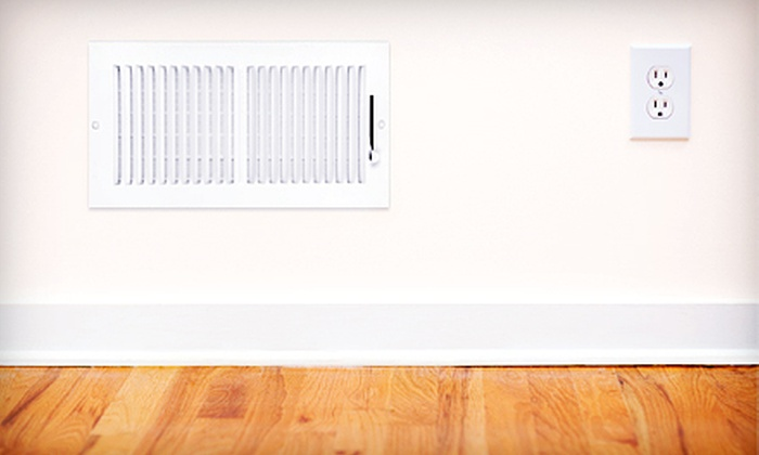 Rivercity Furnace & Duct Cleaning - Winnipeg: $79 for Cleaning of 10 Ducts and a Dryer Vent from Rivercity Furnace & Duct Cleaning ($239 Value)