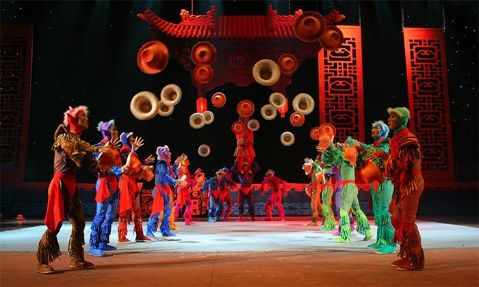 "National Acrobats and Circus of China - Multiple Locations: ARTS San Antonio presents National Acrobats and Circus of China: ""Peking Dreams"" on October 6 at 7:30 p.m."