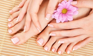 Dolcè Nail lounge: Up to 55% Off Manicure-Pedicure at Dolcè Nail lounge