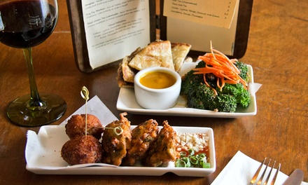 $39 for a Three-Course Dinner with Wine for Two at Root Table ($63 Value). Groupon Reservation Required.