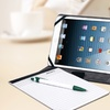 Kocaso Tablet Padfolio Case and Stand for iPad mini