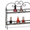 Above Edge Two-Tiered Nail Polish Rack