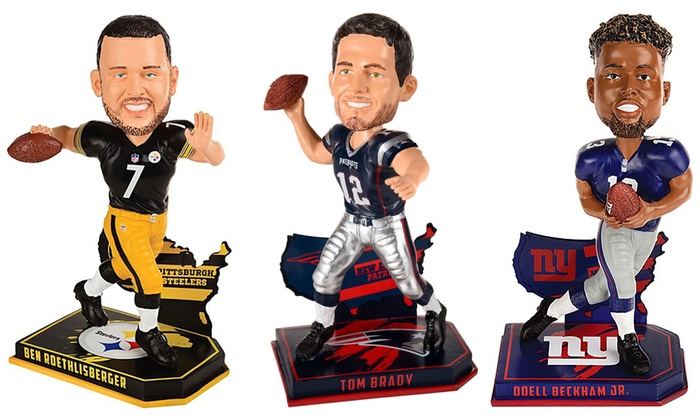 NFL 'Nation' 7.5″ Bobblehead