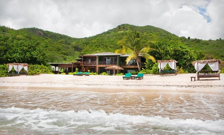All-Inclusive Resort on Secluded Antigua Beach