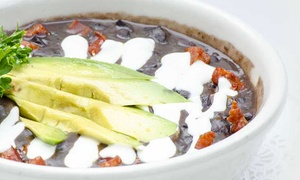Excelencia Mexicana: Mexican Lunch or Dinner with Margaritas for Two at Excelencia Mexicana (Up to 52% Off)