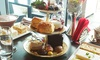 Banyan on the Thames - London: Afternoon Tea With Champagne For Two at Banyan on the Thames