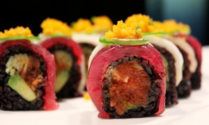 Agami: $25 for $40 Worth Japanese Dinner at Agami