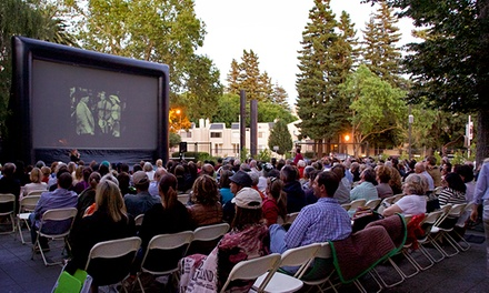 Tickets to a Courtyard Classic-Film Screening at Crocker Art Museum (Up to 44% Off)