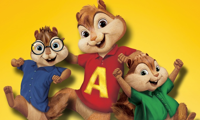 Alvin and the Chipmunks - Arvest Bank Theatre at The Midland: Alvin and the Chipmunks: Live on Stage! on October 26 at 6:30 p.m.
