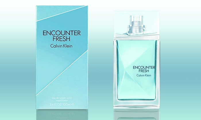 Calvin Klein Encounter Fresh Fragrance: Calvin Klein Encounter Fresh Eau de Toilette for Men; 3.4 Fl. Oz.