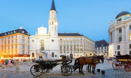 Wien - 2, 3 oder 5 Nächte für Zwei mit Frühstück, Welcome Drink, Leihfahrrad und Obstkorb im Hotel