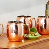 24 Oz. Copper Moscow Mule Mug 2-Pack