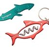 Sea Critter Bottle Opener Keychains