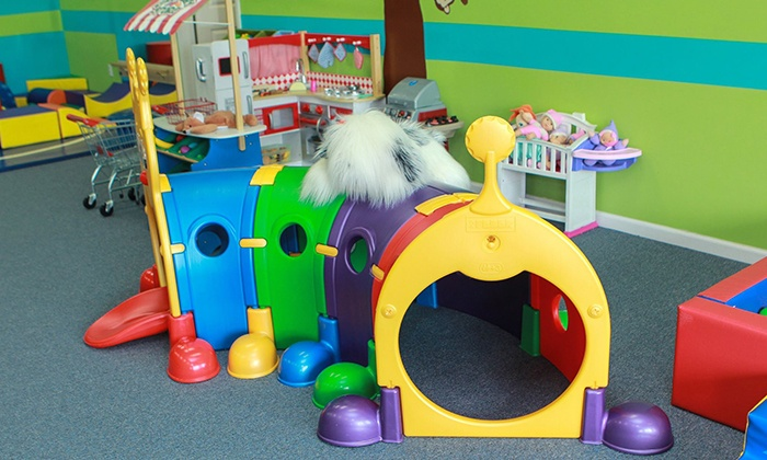 Monkeydoodles Playroom - Lake Hopatcong: Open Play or Mommy & Me Classes at Monkeydoodles Playroom (Up to 62% Off). Five Options Available.