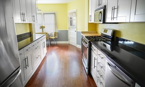 Sil and Viny Cleaning: Two or Four Man Hours of House Cleaning at Sil and Viny Cleaning (Up to 55% Off)